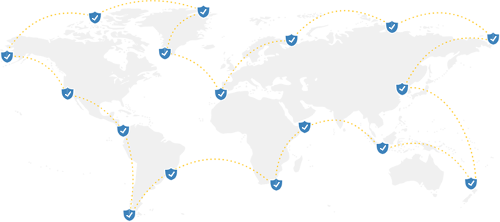 Mapa VPN